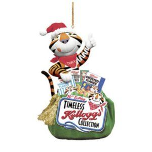 Tony the Tiger They're Gr-r-reat! Ornament 2002